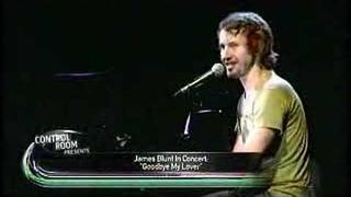 Control Room Presents Goodbye My Lover By James Blunt