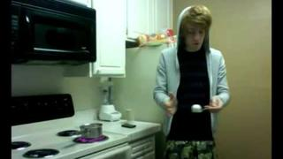 Cooking Breakfast With Nick Santino! Part Two