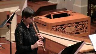 Corelli: Sonata in F Major Op.5 No.4 Hanneke van Proosdij, recorder