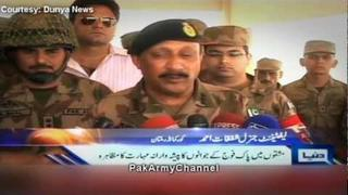 Corps Commander Multan Witness Training Activities of Artillery Units - Pakistan Army