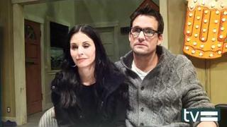 Cougar Town Season 3 Set Visit: Courteney Cox and Josh H