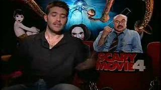 Craig Bierko interview for Scary Movie 4