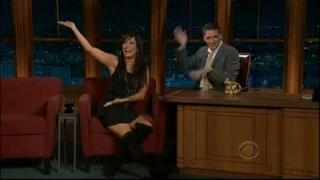Craig Ferguson 11/12/10C Late Late Show Carrie Ann Inaba