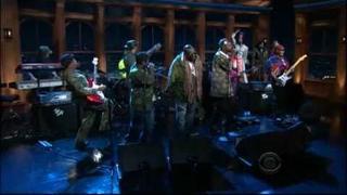 Craig Ferguson 2/1/11C Late Late Show George Clinton & P-Funk
