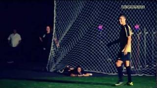 Cristiano Ronaldo - Testování sportovních schopností