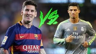 Cristiano Ronaldo vs Lionel Messi ● Masterpiece 2015/2016   HD