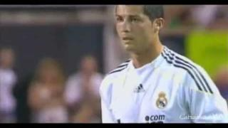 Cristiano Ronaldo With Real Madrid Skills