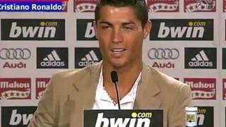 Cristiano Ronaldo's !Full Official Press Conference