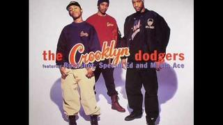 Crookly Dodgers - Crooklyn (Acapella) feat Masta Ace, Special ED and Buckshot