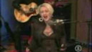 Cyndi Lauper - Change Of Heart Acoustic