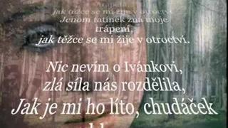 Жанна Бичевская - Кукушечка (CZ titulky)