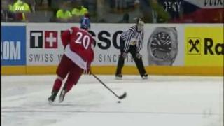 Czech national hockey team for World Cup 2010