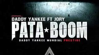 Daddy Yankee FT Jory - Pata Boom