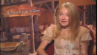 Dakota Fanning in The Secret Life of Bees