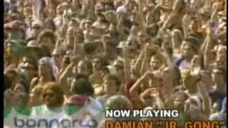 "Damian Marley ""Jr. Gong"" - Welcome to Jamrock LIVE @ Bonnaroo 2006"