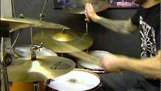 Dan Wilding - Trigger The Bloodshed - Dead Vein - Drums Only