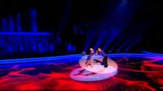 Dancing on Ice... 2012 - Heidi Range - Skate Off Dance - Week 1