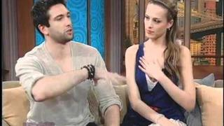 Dancing with the Stars: Petra and Dmitry Exit Interview!