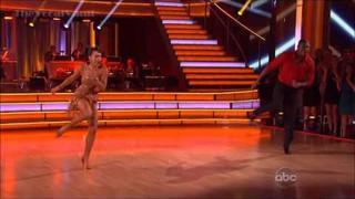 Dancing with the stars-week 7-souboj