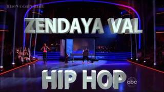 Dancing with the stars-week 9-hip hop