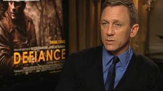 Daniel Craig talks Defiance