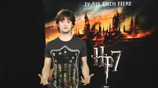 Daniel Radcliffe - 50 Day Countdown Message