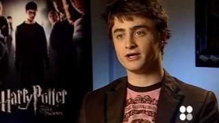 Daniel Radcliffe Harry Potter Interview