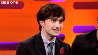 "Daniel Radcliffe sings ""The Elements"" - The Graham Norton Show - Series 8 Episode 4-BBC One"