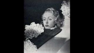 """Danielle Darrieux en 1931! Chanson de la Poupée, du film """"Le Bal"""""""