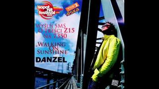 DANZEL - Walking On Sunshine Zagraniczny Hit Lata Sopot Hit Festiwal 2009