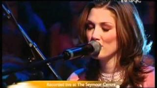 Darren Hayes Delta Goodrem LIVE Lost Without You 2005