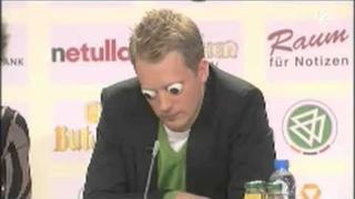 Das Parodien-Festival (Pressekonferenz) mit Oli (Oliver) Pocher/ Matze Knop