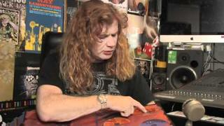 Dave Mustaine Streetdate Interview