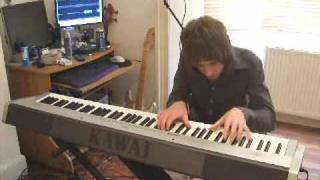 Dave Thomas - Rue des Cascades live version (Yann Tiersen cover)