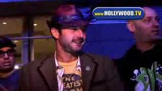 David Arquette Leaves The Lakers Game