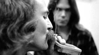 David Crosby & Jerry Garcia (etc) - Mountain Song (v 2&3) - PERRO Sessions, 1971