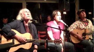 David Crosby + Venice Private Show 12/9/11