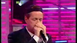 David Crowe vs. Piers Morgan