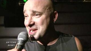 "DAVID DRAIMAN SHARES PLANS FOR 2012, HE'LL BE ""BUSY"""