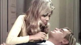 David McCallum and Nancy Sinatra