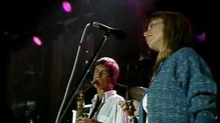 David Sanborn & Rickie Lee Jones - Autumn Leaves