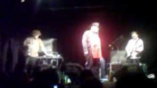 David Thomas & Two Pale Boys, Live in Warsaw 1
