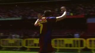 David Villa Welcome To Barcelona HD by ElAlonso