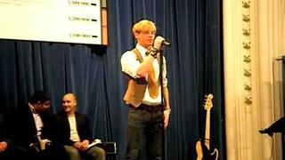 Dax O'Callaghan Performance at Kensington Temple Church