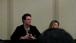 Dead Like Me Panel at New York Comic-Con 2009