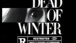 Dead of Winter 1987 TV trailer