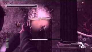 Deadly Premonition - funny tree death scene and creepy music