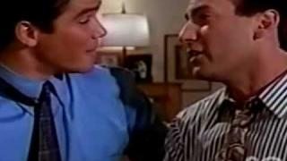 Dean Cain singing in Beverly Hills 90210