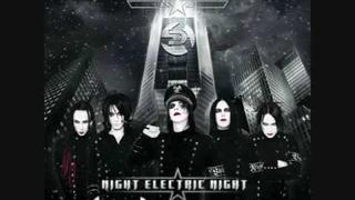 Deathstars - Arclight [w/ lyrics]
