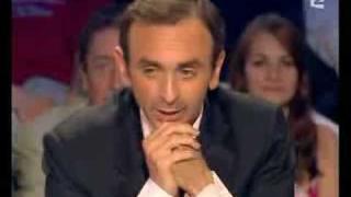 Débat : Eric Zemmour, Eric Naulleau et Mathilda May (ONPC)